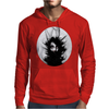 Coiling and Wrestling. Dreaming of You. by Rouble Rust Mens Hoodie