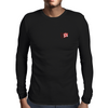 Cold Hearted Mens Long Sleeve T-Shirt
