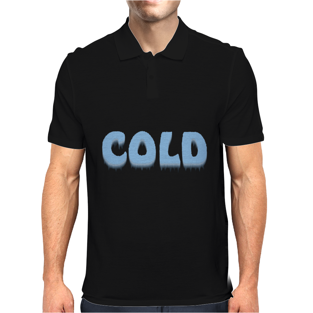 Cold Mens Polo