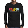 Coleco Vision Vintage Mens Long Sleeve T-Shirt