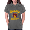 College Dropout Womens Polo