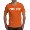 College Mens T-Shirt