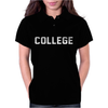 College Womens Polo
