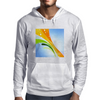 Colofrul Abstract Mens Hoodie