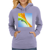 Colofrul Abstract Womens Hoodie