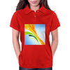 Colofrul Abstract Womens Polo