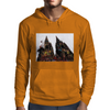 colored dome Mens Hoodie