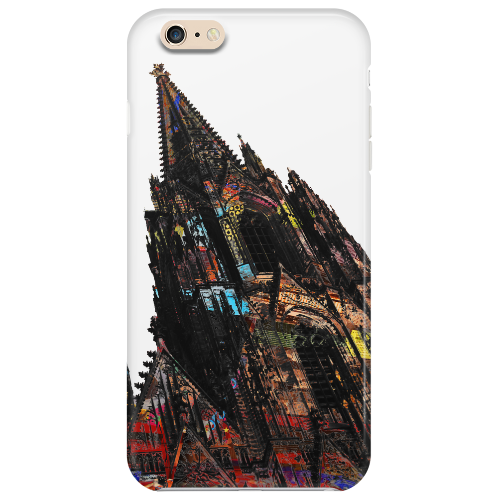 colored dome Phone Case