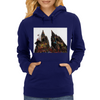 colored dome Womens Hoodie