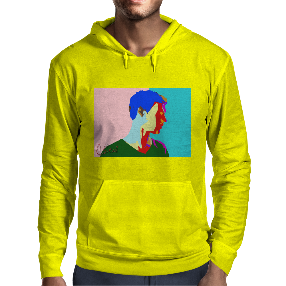 Colored Man Mens Hoodie
