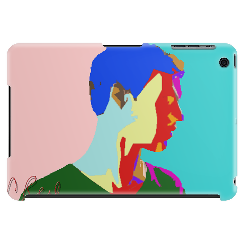 Colored Man Tablet