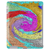 Colorful Abstract Art Tablet
