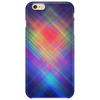 Colorful Abstract Hexes Phone Case