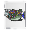 colorful fish Tablet (vertical)