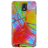 Colorful Glass Shards Phone Case