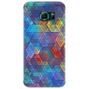 Colorful Line Art Phone Case