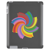 Colorful spiral Tablet