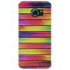 Colorful Wood Texture Phone Case
