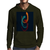 Coloring Brush Mens Hoodie
