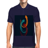 Coloring Brush Mens Polo