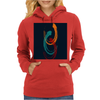 Coloring Brush Womens Hoodie