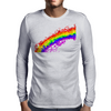 Colors I Mens Long Sleeve T-Shirt