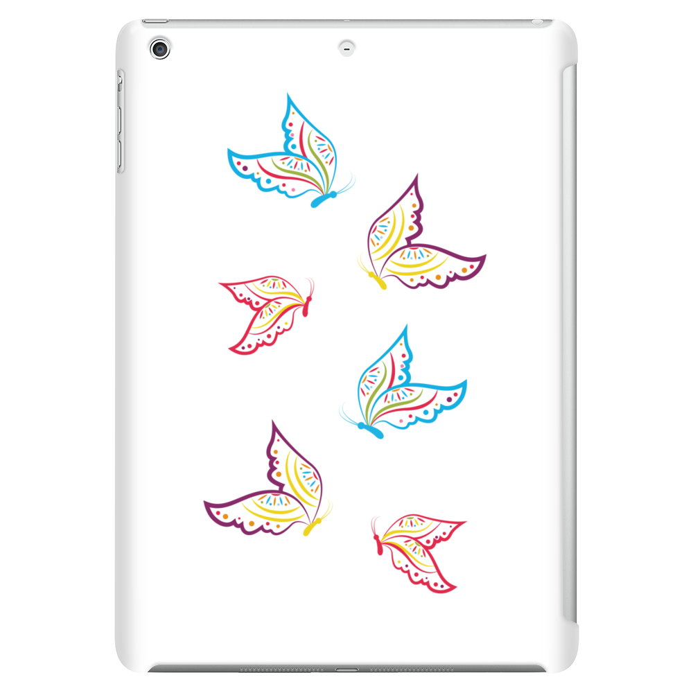 Colourful Butterfly Tablet