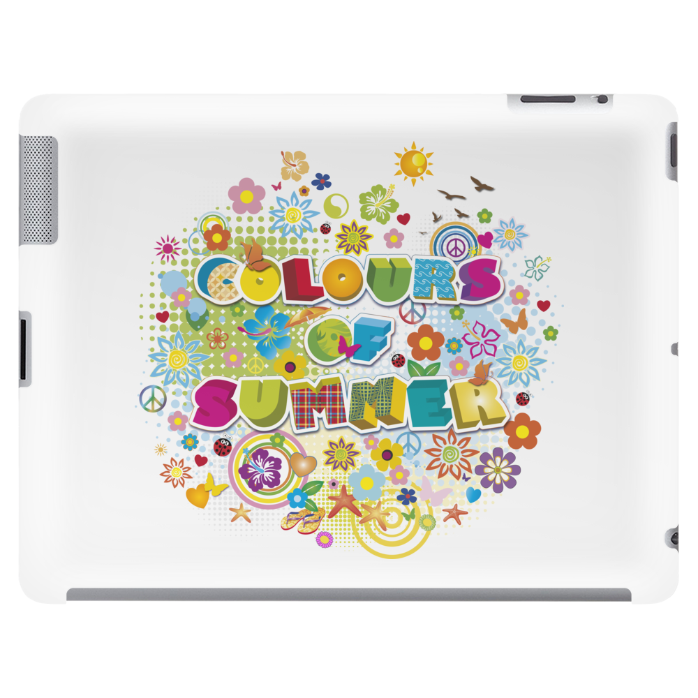 colours of summer flowers summer love butterflies butterfly Tablet