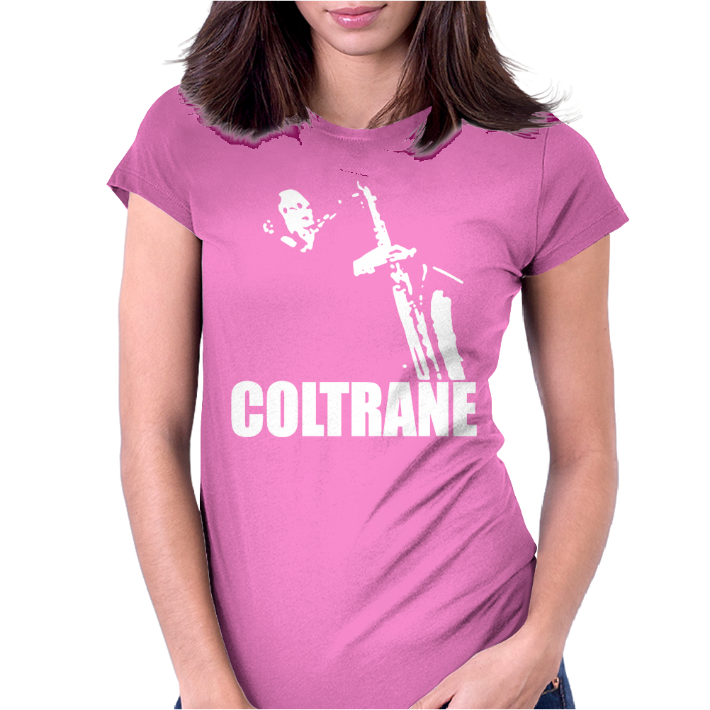 Coltrane Womens Fitted T-Shirt