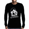 Columbo Just One More Question Mens Long Sleeve T-Shirt