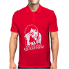 Columbo Just One More Question Mens Polo