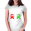 Come At Me Bro Womens Fitted T-Shirt
