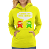Come At Me Bro Womens Hoodie