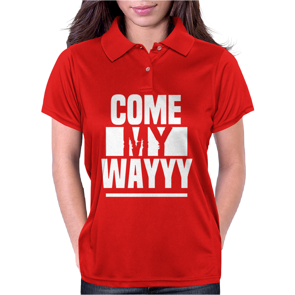 COME MY WAY Womens Polo