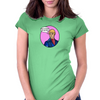 Come On Barbie, Let's Go Party. Womens Fitted T-Shirt
