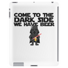 Come To The Dark Side We Have Beer - Star Wars - Graphic - Darth Vader Graphic Tablet