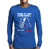 Come to the Darkside Mens Long Sleeve T-Shirt