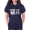 Come To The Nerd Side We Have Pi Womens Polo