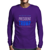 Comedian's For President Trump Mens Long Sleeve T-Shirt