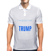 Comedian's For President Trump Mens Polo