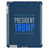 Comedian's For President Trump Tablet (vertical)
