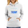 Comedian's For President Trump Womens Hoodie