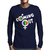 Coming Out Mens Long Sleeve T-Shirt