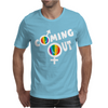 Coming Out Mens T-Shirt