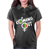 Coming Out Womens Polo