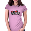 Commando Fastback Womens Fitted T-Shirt