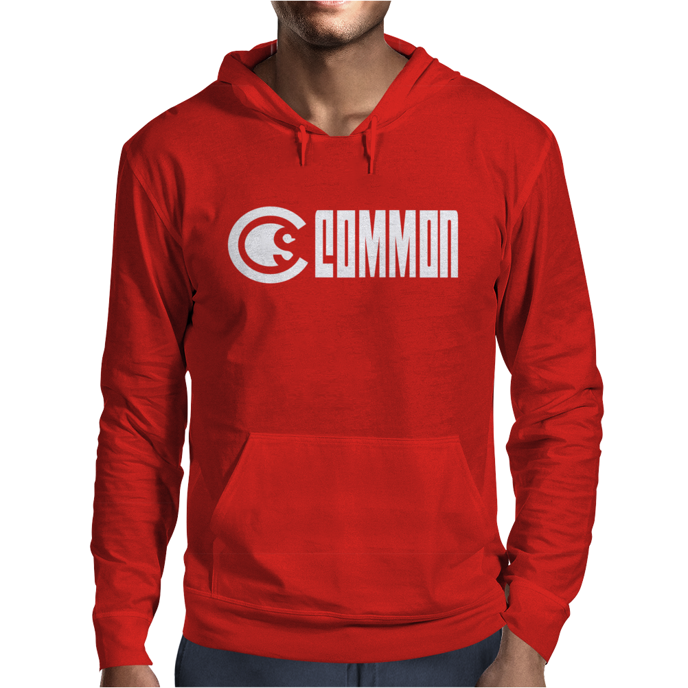 Common Kanye Rap West East Dilla Beats Mens Hoodie