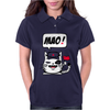 Communistische Cat Womens Polo