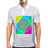 compass of atlantis Mens Polo