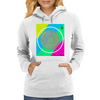 compass of atlantis Womens Hoodie